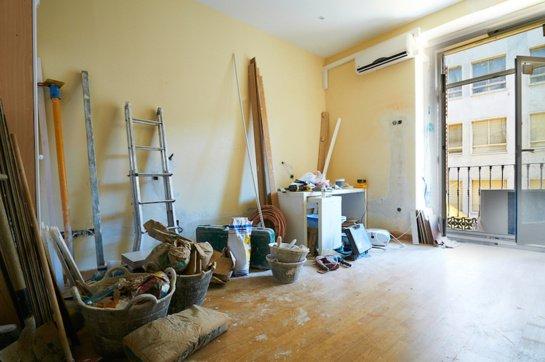 Ruošiatės namų remontui? Ką reikia įsigyti,kaip pagalbines priemones, norint puikiai atlikti remontą?