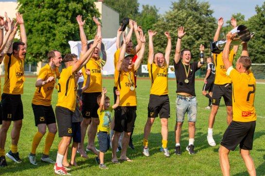 Lietuvos mažojo futbolo taurės turnyras surengtas kurorte