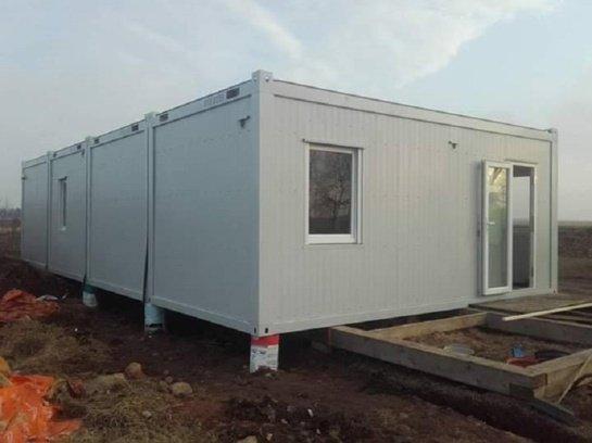 Viceministras: modulinių namelių miestelis migrantams Medininkuose – rugpjūčio pradžioje