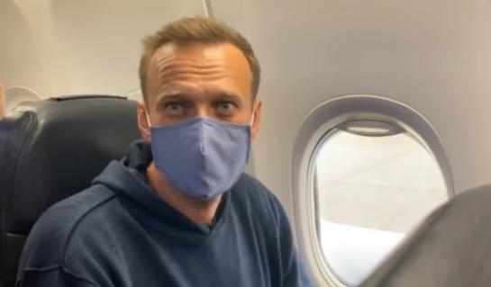 A. Navalnas ragina rusus mobilizuotis, valdžiai užblokavus su juo susijusius tinklapius