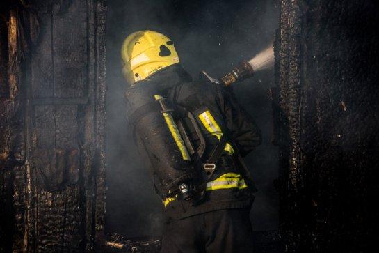 Per gaisrus Marijampolėje ir Vilniuje išgelbėti du žmonės