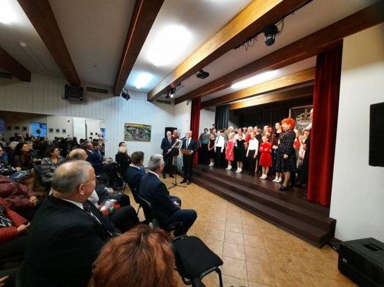 Veliuonos kultūros centrui įteikta Kultūros ministerijos premija