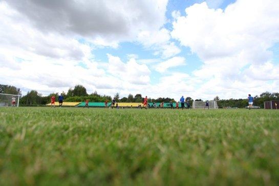 Anykščių rajone bus surengti futbolo turnyrai vaikams