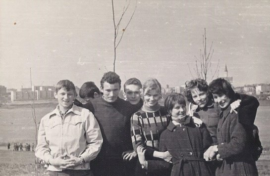 Į klasės susitikimą – po 55 metų