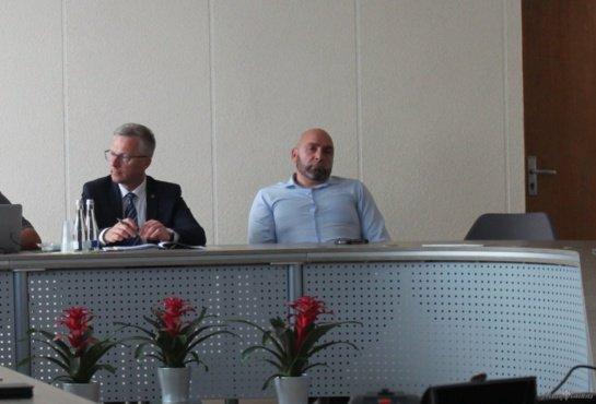 Etikos komisija tiria Jurbarko rajono mero ir jo buvusio pavaduotojo konfliktą
