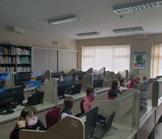 Atradimų džiaugsmas Užsienio Kalbų mokymosi centre