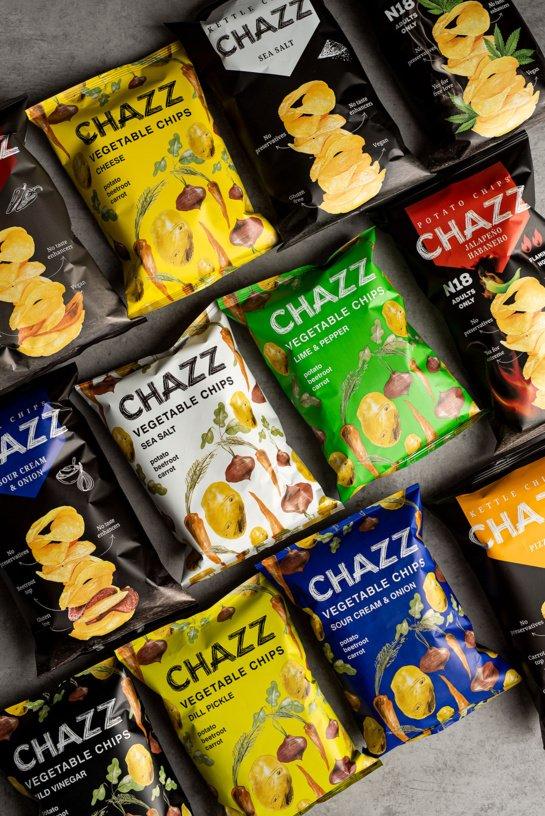 Lietuviškų traškučių startuolis CHAZZ: klientams siūlome tai, kuo tikime