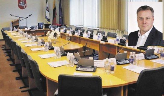 Įtarimas: meras vilkina teismo procesą