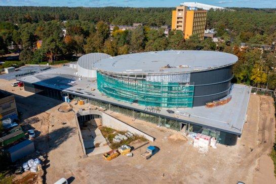 Šešiems svarbiems Druskininkų projektams skirtas finansavimas