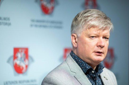 K. Navickas: neketinu atsistatydinti ir atsisakyti žaliojo kurso