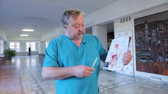 """Profesorius V. Sokolovas ragina susirūpinti žarnyno sveikata: """"Daugelio ligų priežastys glūdi žarnyne"""""""