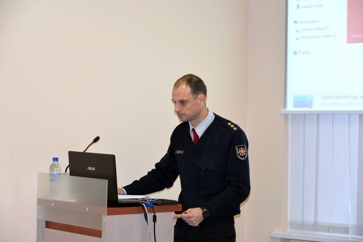 Ekstremalių situacijų komisija diskutavo apie krašto grėsmes