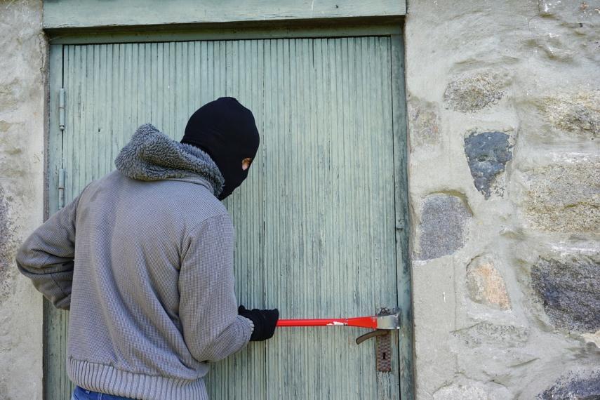 Pagėgių savivaldybėje apvogtas ūkinis pastatas: patirtas didelis nuostolis