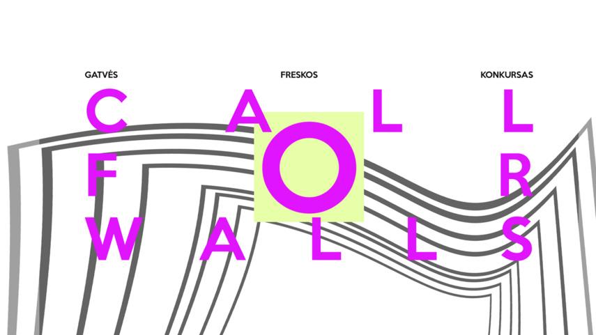 """""""Call For Walls"""" konkursą laimėjo Visagino socialinės globos namai"""