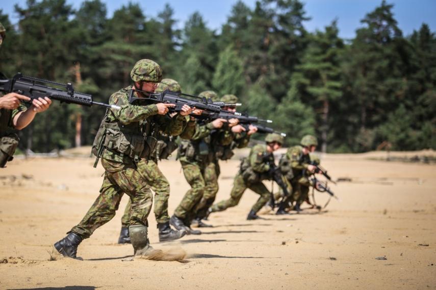 Lietuva siųs karių į Prancūzijos vadovaujamą misiją Malyje