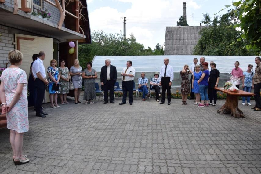 Vilkaviškio mieste atidaryti pirmieji grupinio gyvenimo namai