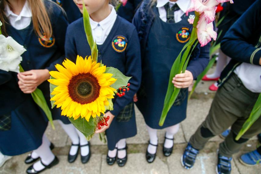 Mokslo metų pradžia Anykščių rajono savivaldybės švietimo įstaigose