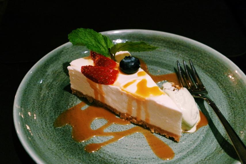 Restorano apžvalga: Skandalas