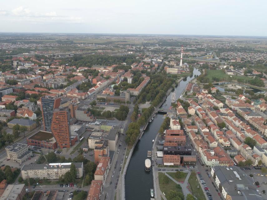 Klaipėdos savivaldybė skaidriausia tarp didžiųjų miestų
