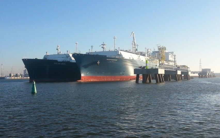 SGD terminale lapkritį išdujinta penktadaliu daugiau dujų nei suvartojama šalyje