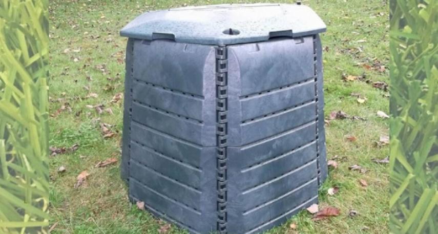 Kovo 1 d. bus pradėtos dalinti kompostavimo dėžės