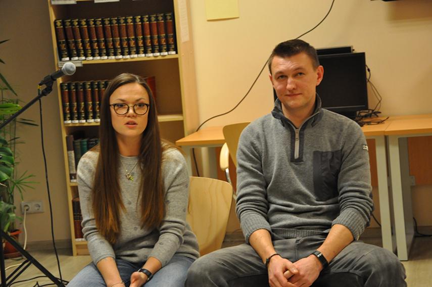 Varėniškiai susitiko su Lietuvos rekordininkais