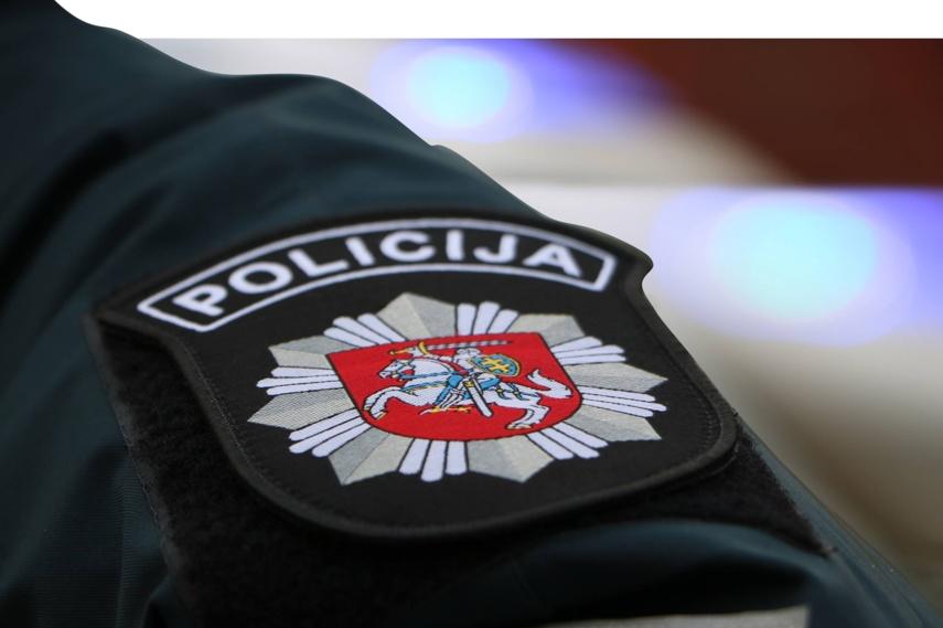 Spalio 16 dienos kriminaliniai įvykiai Alytaus rajone