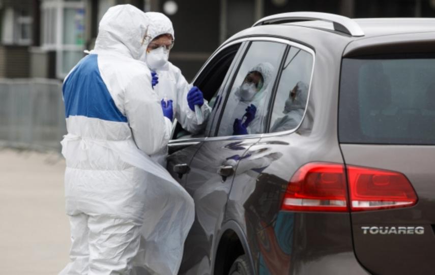 Vilkaviškio rajone naujų koronaviruso atvejų nenustatyta