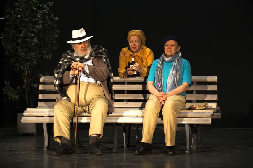 Kovo 27-oji – Tarptautinė teatro diena
