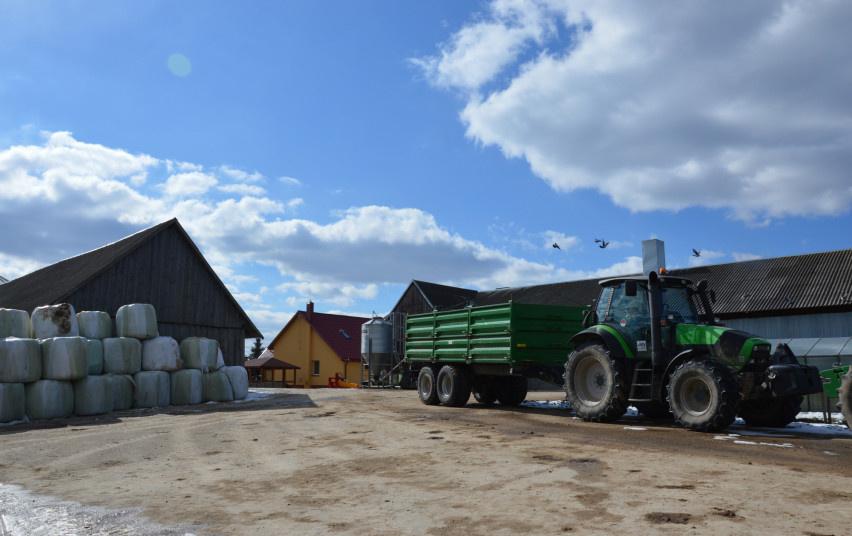 Informacija dėl traktorių, savaeigių ir žemės ūkio mašinų bei jų priekabų techninės apžiūros tvarkos