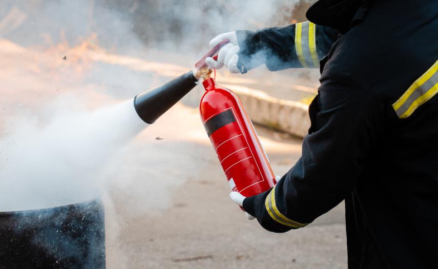 Tauragės rajone kilo gaisras
