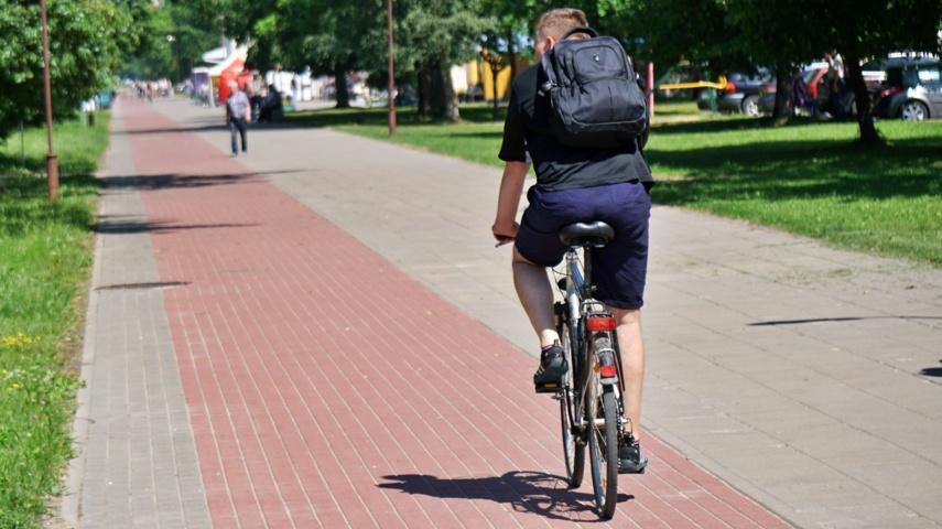Per artimiausius kelis metus Lietuvoje planuojama smarkiai padidinti dviračių takų skaičių