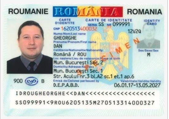 Į Lenkiją vykęs gruzinas vežėsi suklastotą rumunišką tapatybės kortelę