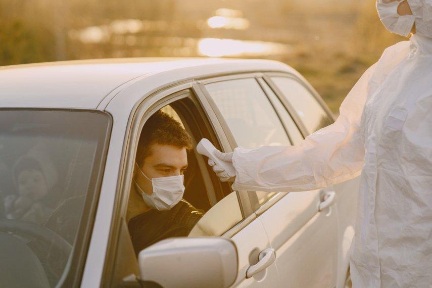 Per parą Telšių rajone nustatyti 34 nauji koronaviruso atvejai