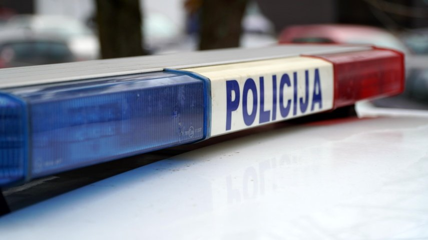 Šalčininkų rajone sustabdytame automobilyje pareigūnai rado narkotikų