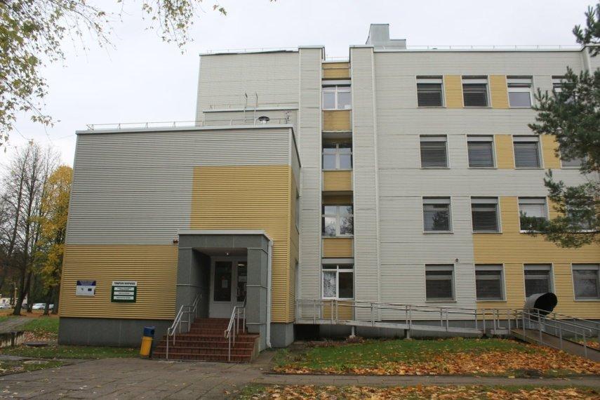 Kėdainių ligoninės COVID-19 skyriuje gydoma 16 pacientų