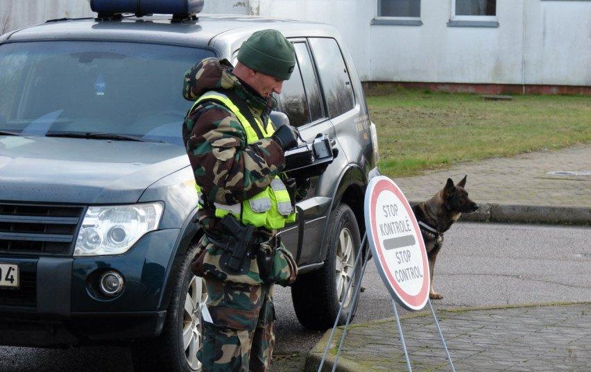 Kalvarijoje sulaikytas suklastotą vairuotojo pažymėjimą turėjęs kartvelas