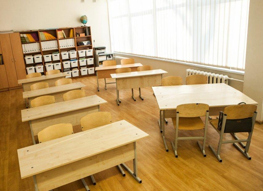 Nuo pirmadienio Kupiškyje į mokyklas grįžta pradinių klasių mokiniai