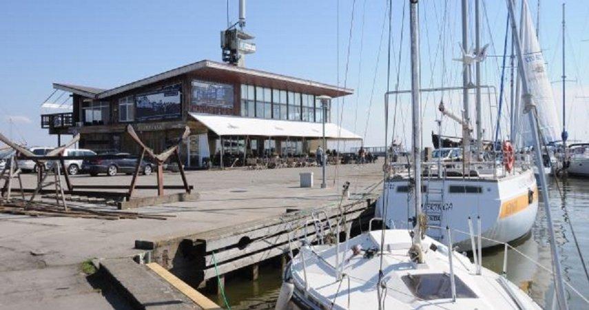 Vasarą į Nida - ir laivu