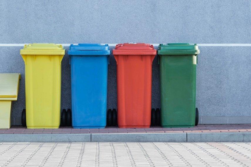 Mažo miesto realijos: už žaliųjų atliekų konteinerį mokės brangiau nei už pilną kitų miestų paketą?