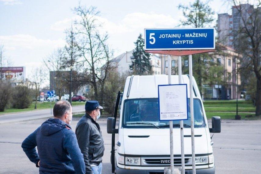 Panevėžio rajono gyventojai iki vakcinavimo vietų bus pavėžėjami