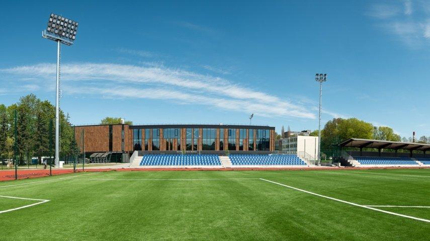 Netrukus Klaipėdoje pradės veikti nauja, moderni sporto treniruočių ir renginių erdvė