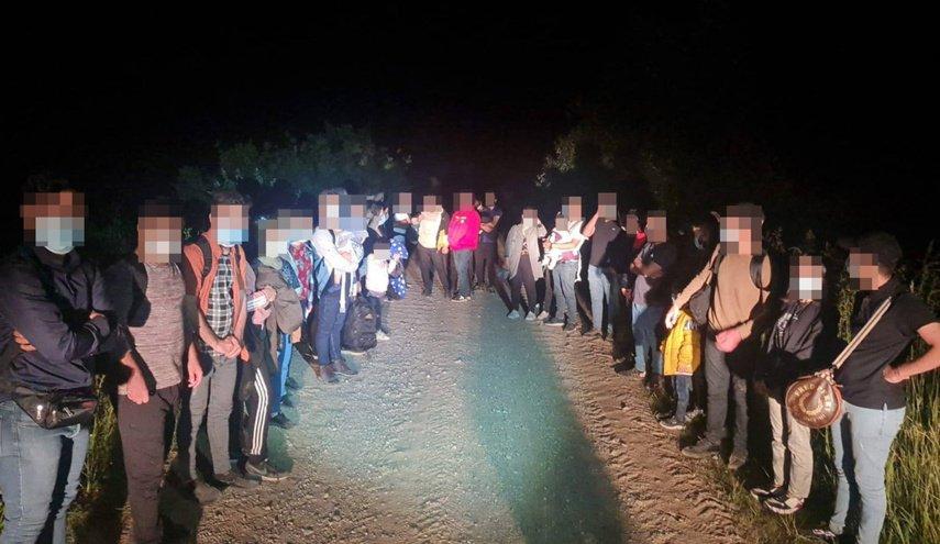 Švenčionių ir Ignalinos rajonuose pasieniečiai sulaikė dar 58 neteisėtus migrantus