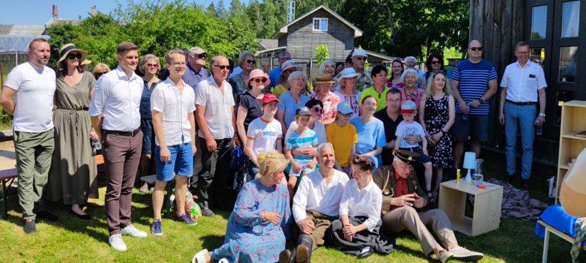 Vilniuje surengta 15-oji Tauragės kraštiečių šventė