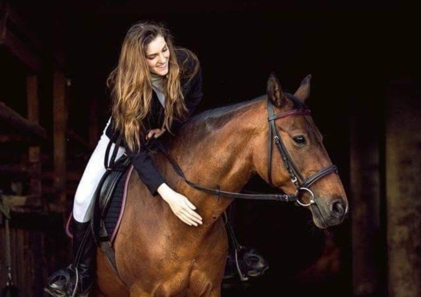 Meilė žirgams užkoduota genuose