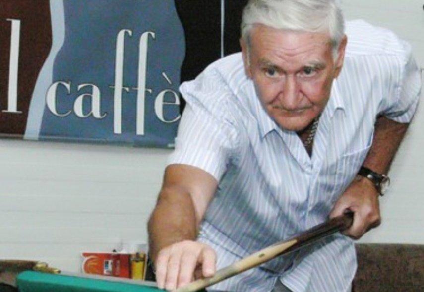 Panevėžio miestui nusipelnęs sporto veteranas Marijonas Gečas švęs 85-metį
