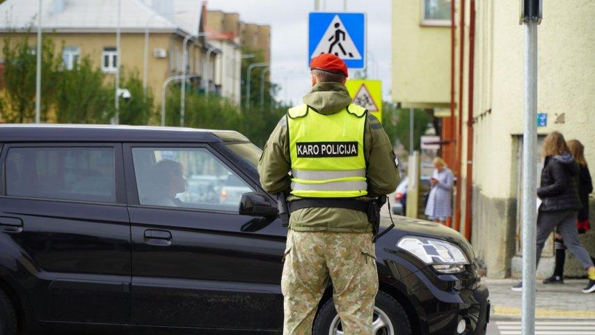 Šiaulių apskrities policija pirmadienį ir antradienį organizuos reidus