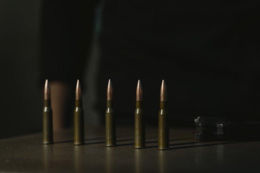 Kazlų Rūdoje dingo medžioklinis šautuvas