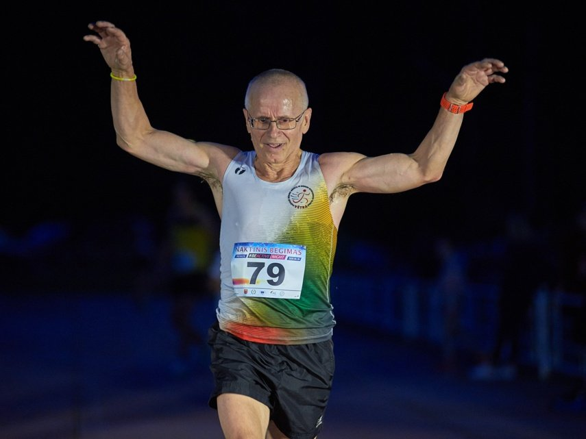 Molėtai kviečia dalyvauti bėgime