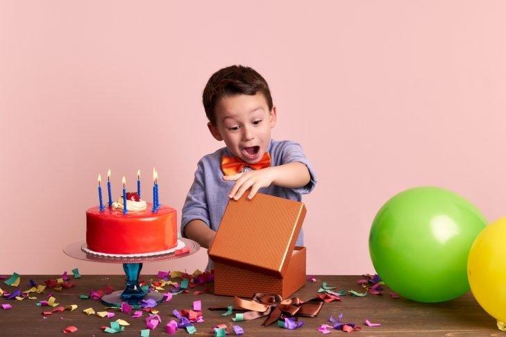 Idėjos, kaip galima nustebinti vaiką jo gimimo dienos proga